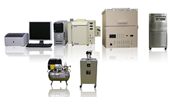 Gas permeability analyzer for chilled food packing