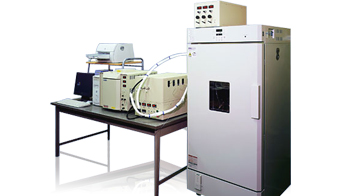 Gas Permeation Analysis System for resin tubes, pipes, sealing and tanks etc.