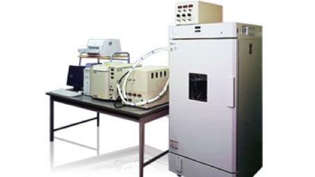 樹脂チューブ・パイプ用ガス透過度測定装置